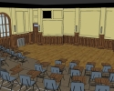 lecture hall model
