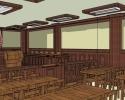 Courtroom model