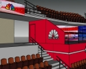 NBC Democratic National Convention model