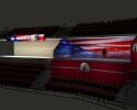 NBC Democratic National Convention render